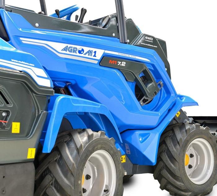 Mini Tractor_7 Series_Model 7.2_01+