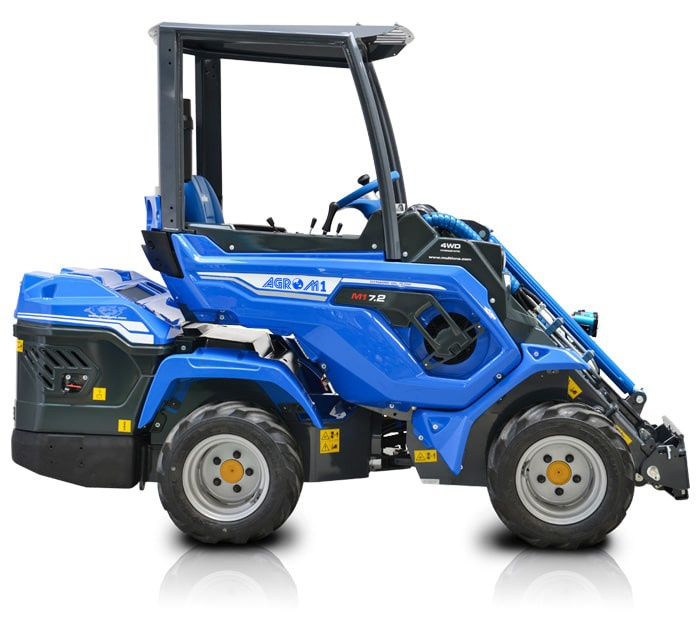 Mini Tractor_7 Series_Model 7.2_02+