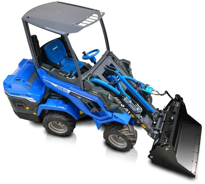 Mini Tractor_7 Series_Model 7.2_03+