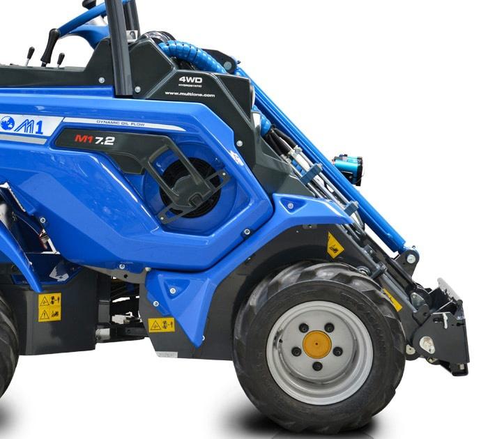 Mini Tractor_7 Series_Model 7.2_06+