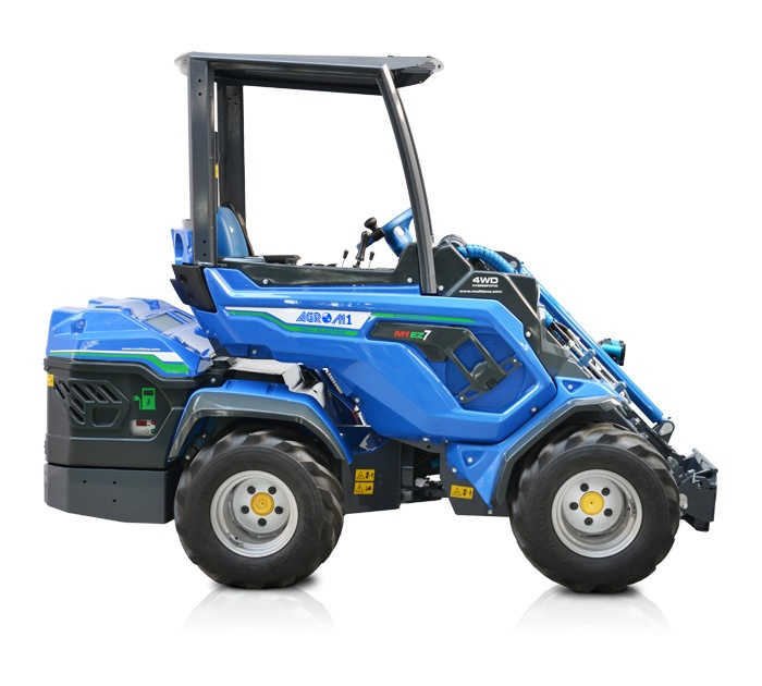 Mini Tractor_EZ Series_EZ 7_03+