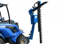 DOUBLE BLADES HEDGE TRIMMER